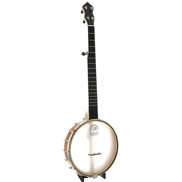 Cedar Mountain Banjos Jubilo, Cherry with Ebony