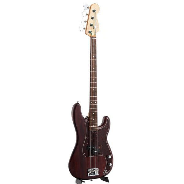 Fender FSR American Standard Precision Bass Wine Red (2012)