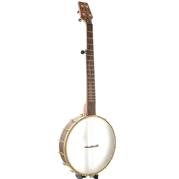 "Dogwood Banjo Co. 12"" Openback Banjo, Curly Maple (Recent)"