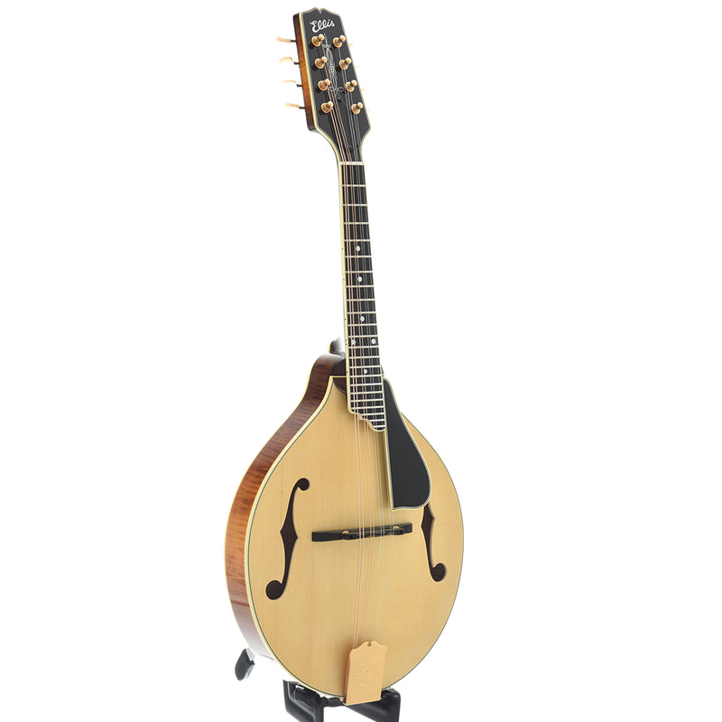 Ellis A-5 Deluxe Mandolin & Case, #471, Shopworn