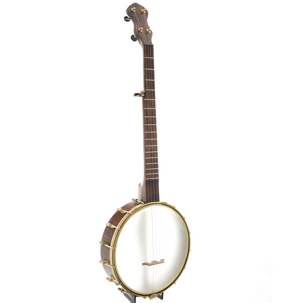 "Dogwood Banjo Co. 11"" Openback Banjo, Curly Maple"