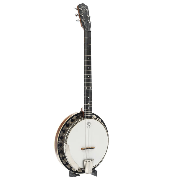 Deering B-6 Boston Banjo Guitar (1995)