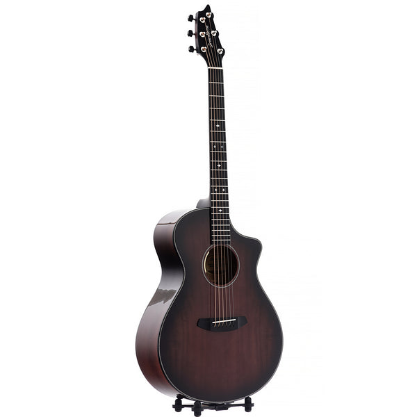 Breedlove Oregon Concert  Black Cherry CE Myrtlewood-Myrtlewood LTD 2020 Acoustic-Electric Guitar