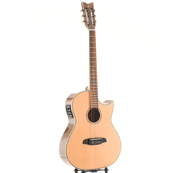 Ortega Opal Hybrid Classical Guitar with Pickup