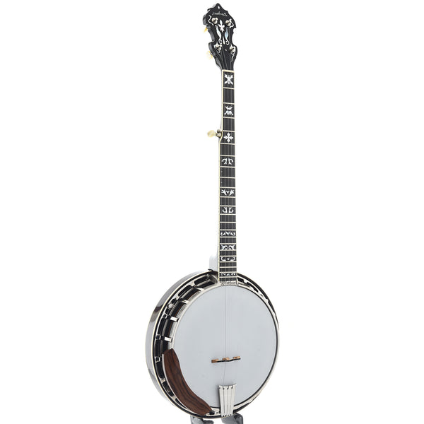 Nechville Vintage Banjo & Case, Maple Custom