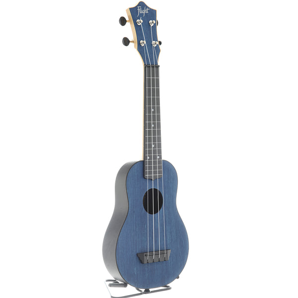 Flight TUS35 Travel Series Soprano Ukulele, Dark Blue