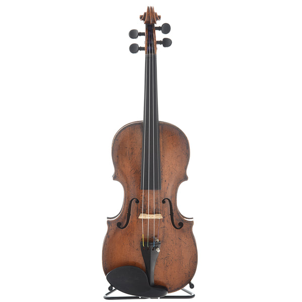 Nicolaus Amatus Label Violin