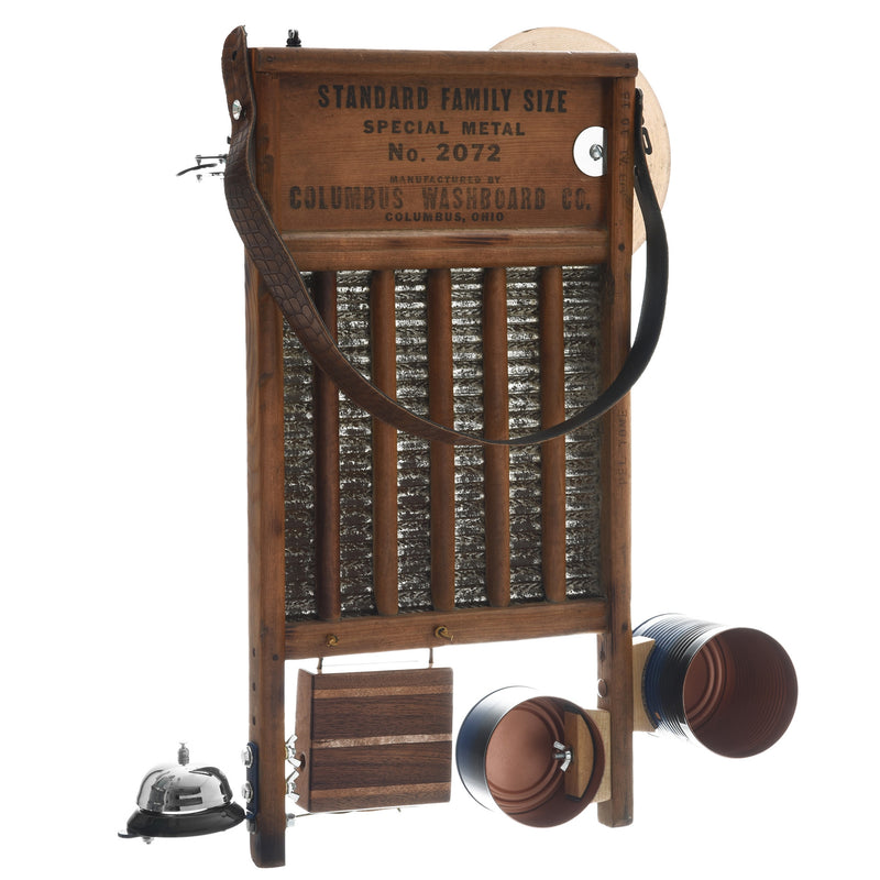 Pel-Tone Super Deluxe Washboard, Number WB71