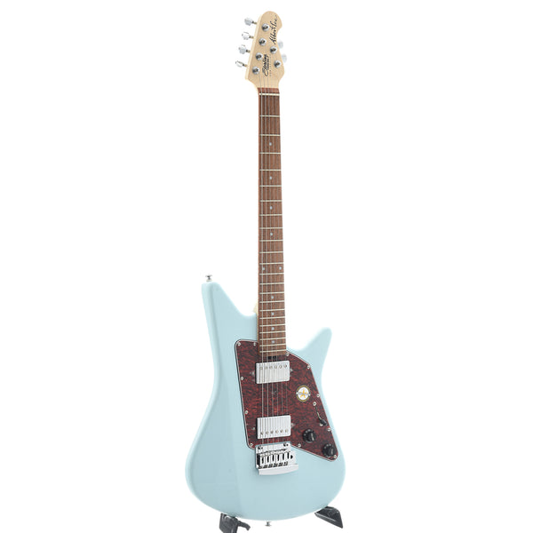 Sterling by Music Man Albert Lee Electric Guitar, Daphne Blue