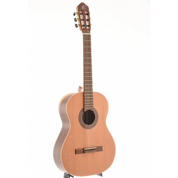 Ortega R189SN-25TH Classical Guitar, Satin Finish