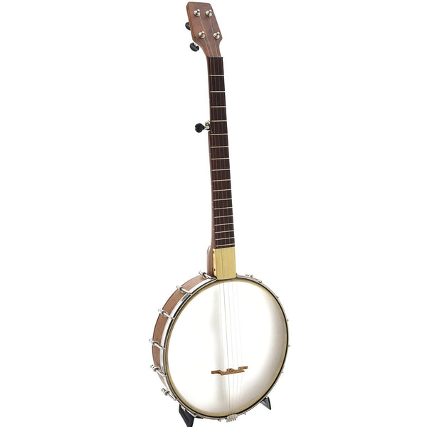 "Dogwood Banjo Co. 12"" Openback Banjo, Cherry Rim"