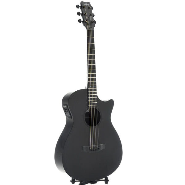 Rainsong Concert Hybrid OM Acoustic Guitar and Case