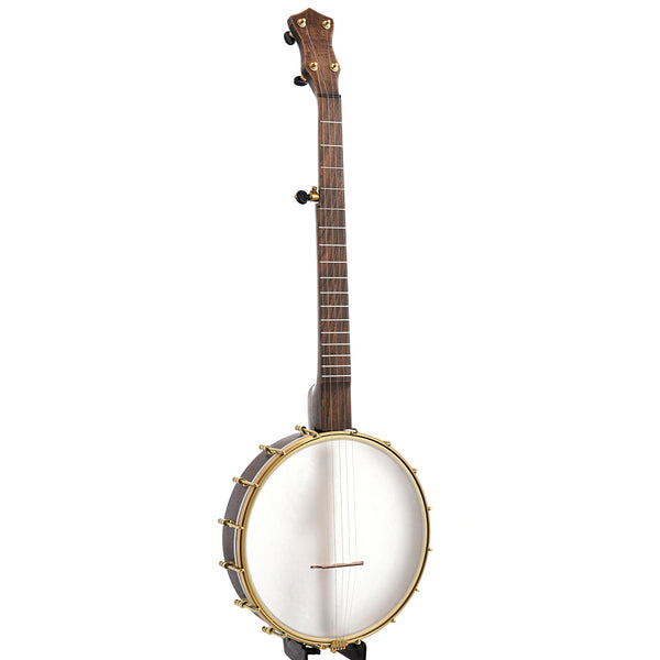 "Dogwood Banjo Co. 12"" Openback Banjo, No. 143"