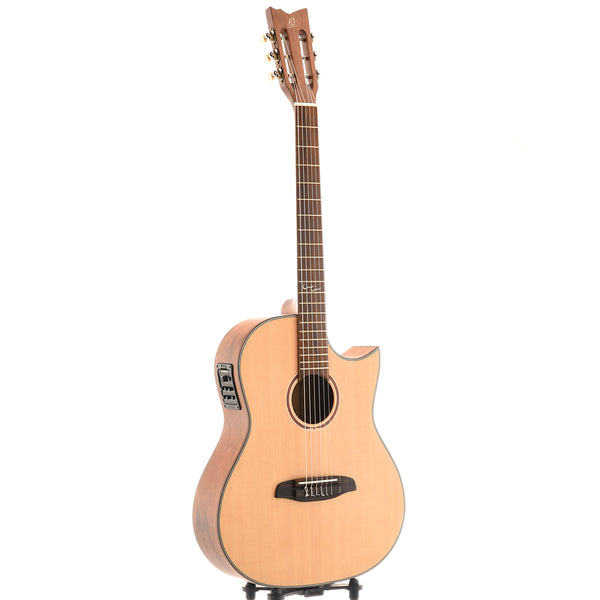 Ortega Coral Hybrid Classical Guitar with Pickup