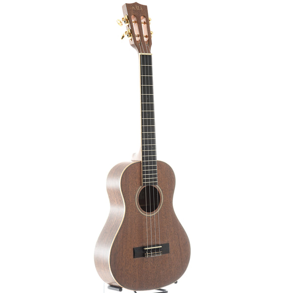Kala KA-AMHG-ST All Solid Mahogany Super Tenor Ukulele