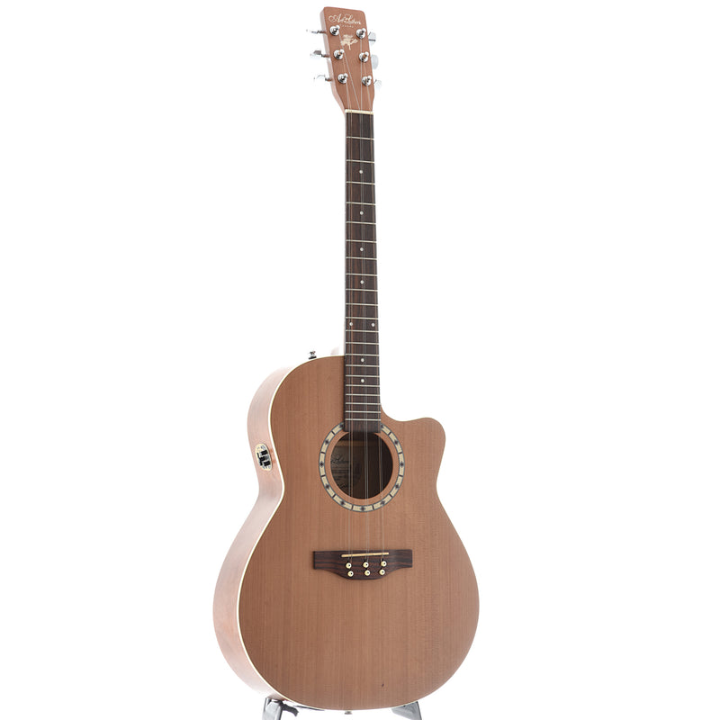 Art & Lutherie Tres CW Natural Cedar QIT