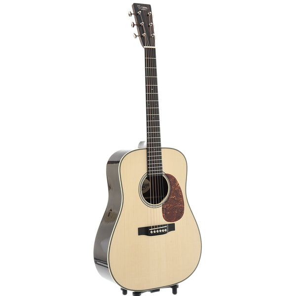 Preston Thompson Guitars D-EIA Large Soundhole Dreadnought Guitar with Case