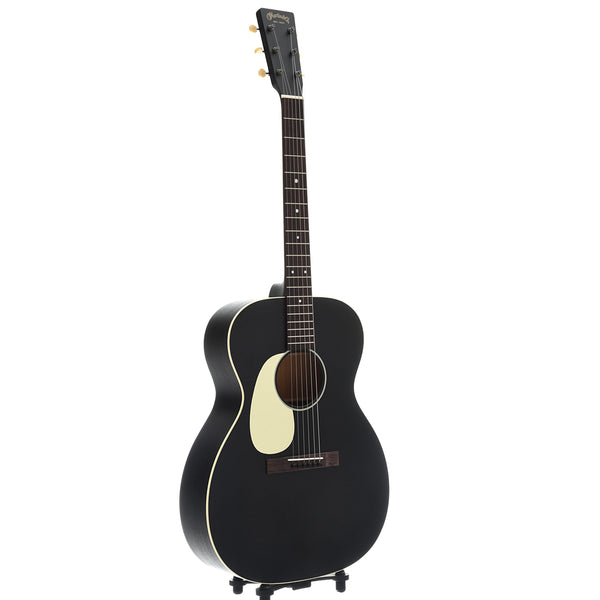 Martin 000-17L Lefthanded Guitar & Case, Black Smoke Finish