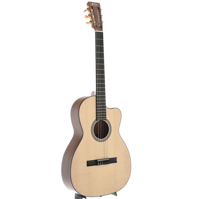 Martin 000C Nylon Guitar with Pickup & Case