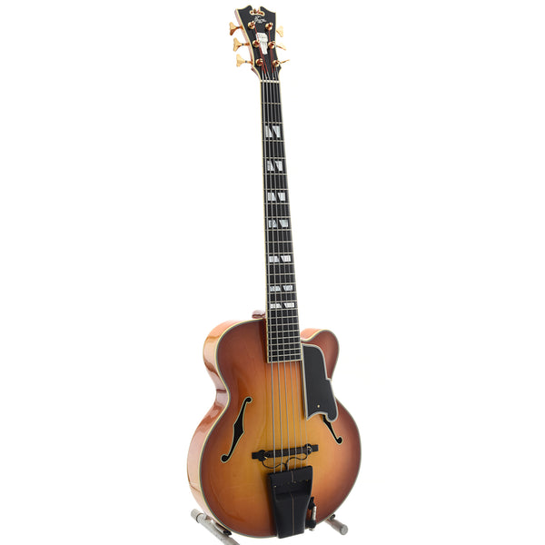 Triggs New Yorker Archtop Bass (2002)