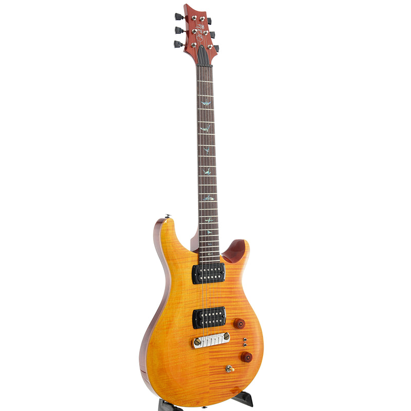 "PRS SE ""Paul's Guitar"" Amber Electric Guitar With Gigbag"