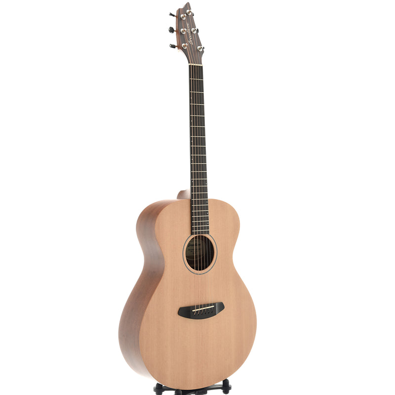 Breedlove USA Concert Sun Light Acoustic-Electric Guitar & Case