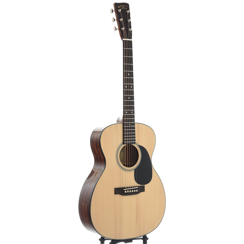 Recording King Mahogany 000 Acoustic Guitar with Deluxe Adirondack Top