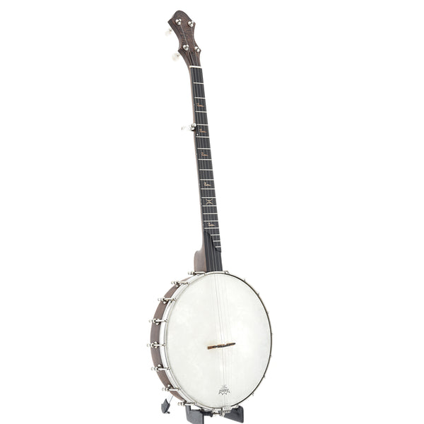 "Pattison 12"" Whyte Laydie Banjo, Walnut"