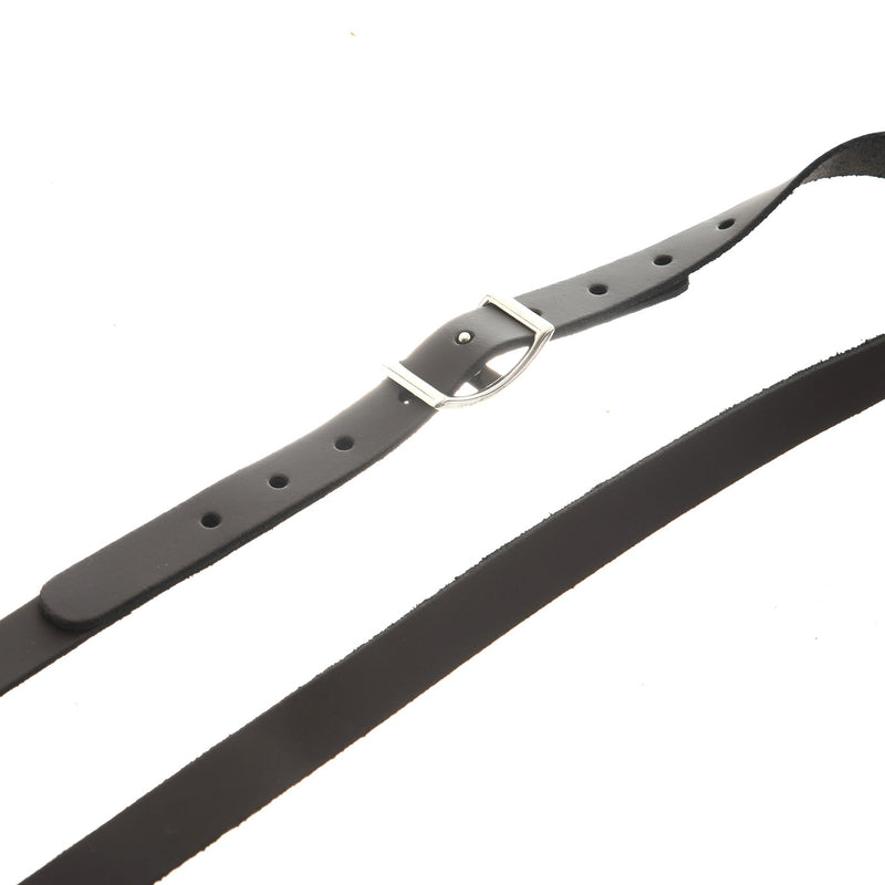 LM Leather Mandolin Strap, Brown