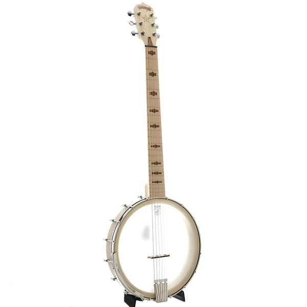 "Deering Goodtime Jumbo 6-String Banjo Guitar, 12"" Rim, Steel Strings"