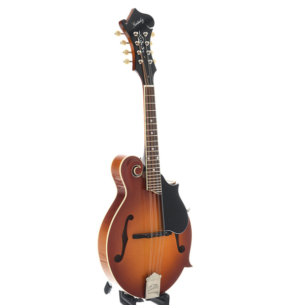Kentucky KM-755 F-Mandolin Amberburst Finish & Gigbag