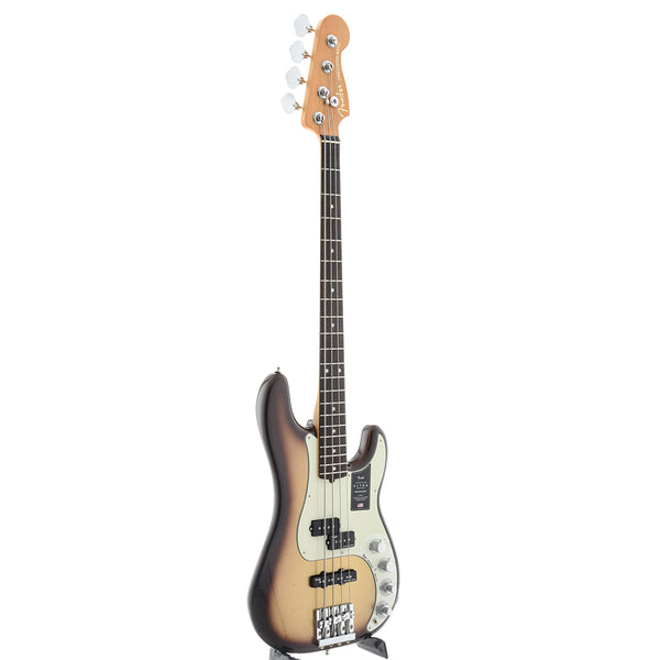 Fender American Ultra Precision Bass, Mocha Burst
