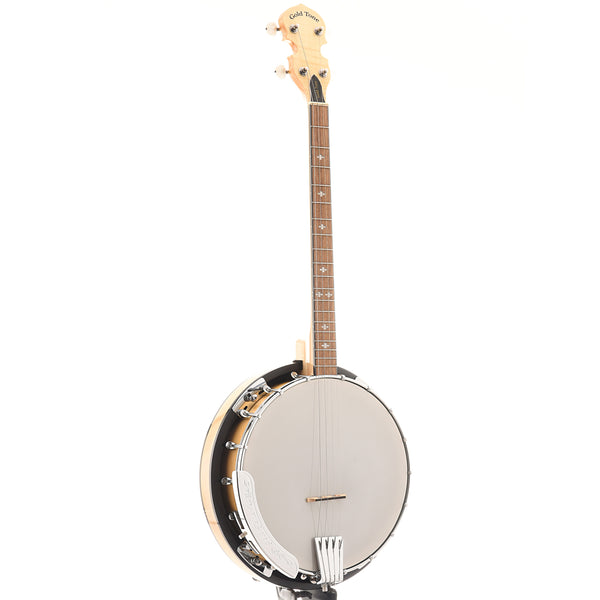 Gold Tone CC-Tenor 19-Fret Tenor Resonator Banjo