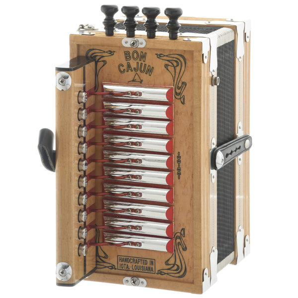 Larry Miller Bon Cajun Accordion