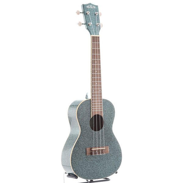 Kala Gloss Sparkle Concert Ukulele, Rhapsody In Blue
