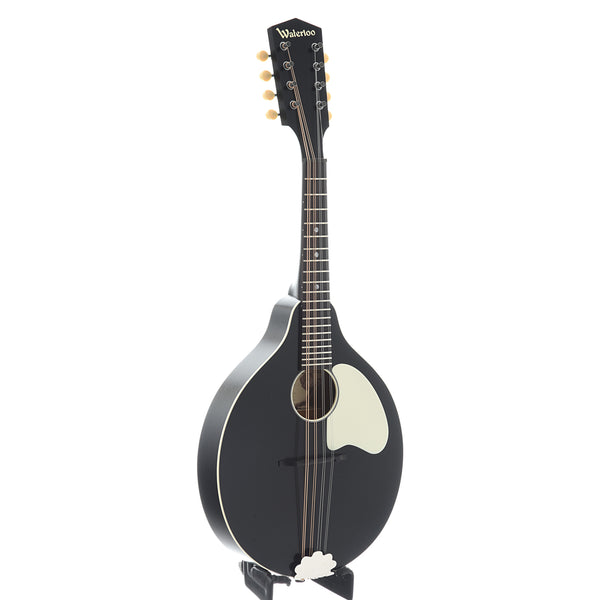 Waterloo WL-M Mandolin & Case, Black