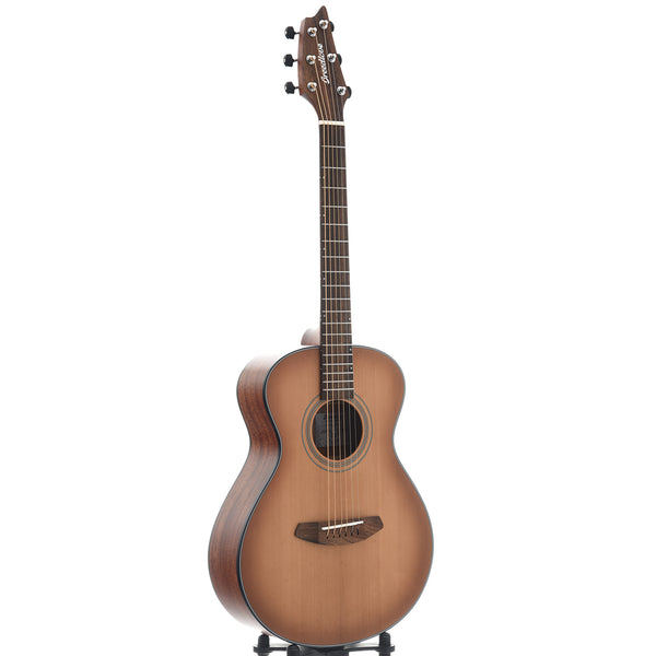 Breedlove Organic Signature Companion Copper E Torrefied European - African Mahogany Acoustic-Electric Guitar