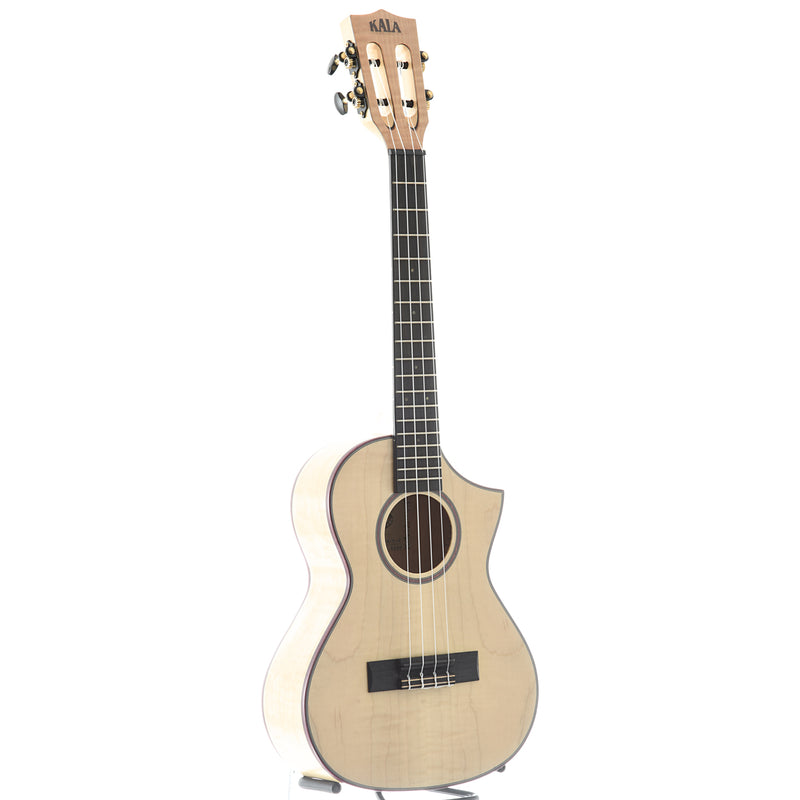 Kala KA-ASFM-T-C All Solid Flame Maple Tenor Ukulele