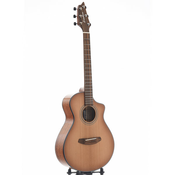 Breedlove Organic Signature Companion Copper CE Torrefied European - African Mahogany Acoustic-Electric Guitar