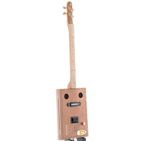 Get Down Guitars Macanudo Cigar Box 4-String Electric Guitar