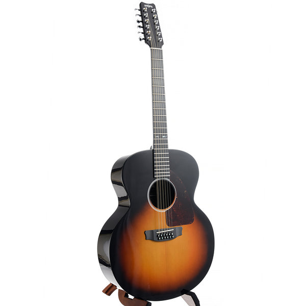 Rainsong Nashville SFT Jumbo 12-String Acoustic Guitar & Case