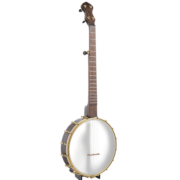 "Dogwood Banjo Co. 12"" Openback Banjo, No. 138"