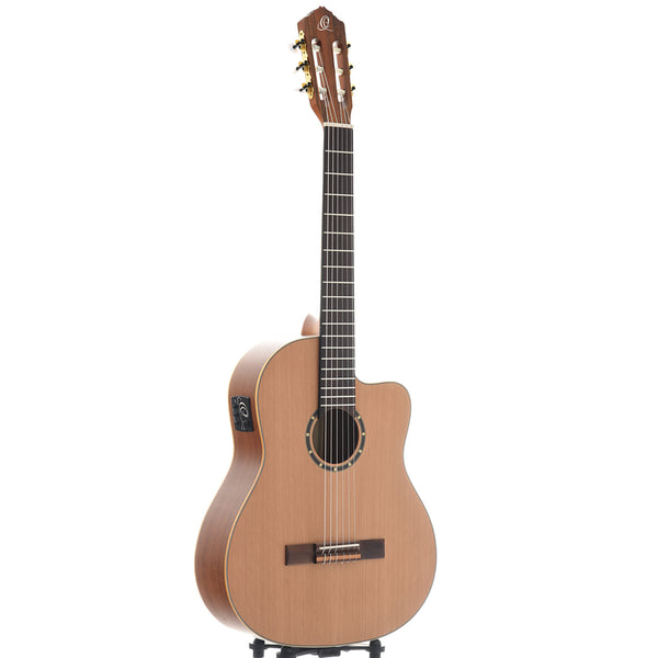 Ortega RCE131 Family Series Pro Classical Guitar with Pickup