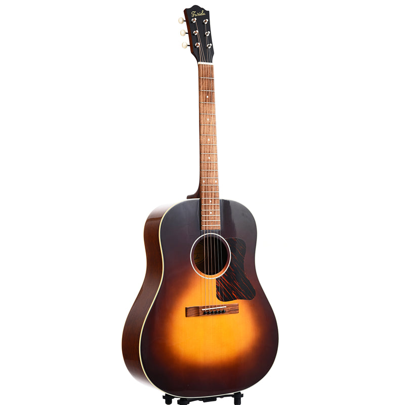 Farida Shopworn Old Town Series OT-62 VBS Acoustic Guitar