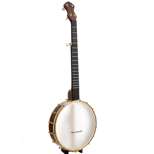 "Dogwood Banjo Co. 12"" Openback Banjo, No. 144"