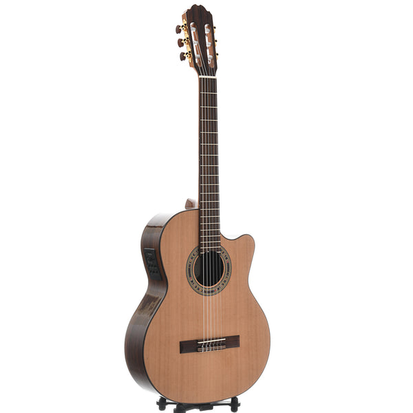 Kremona Verea Classical Guitar with Pickup and Gigbag