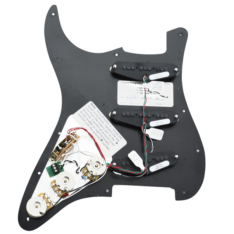 Dimarzio Area Model Prewired Pickguard (2011)