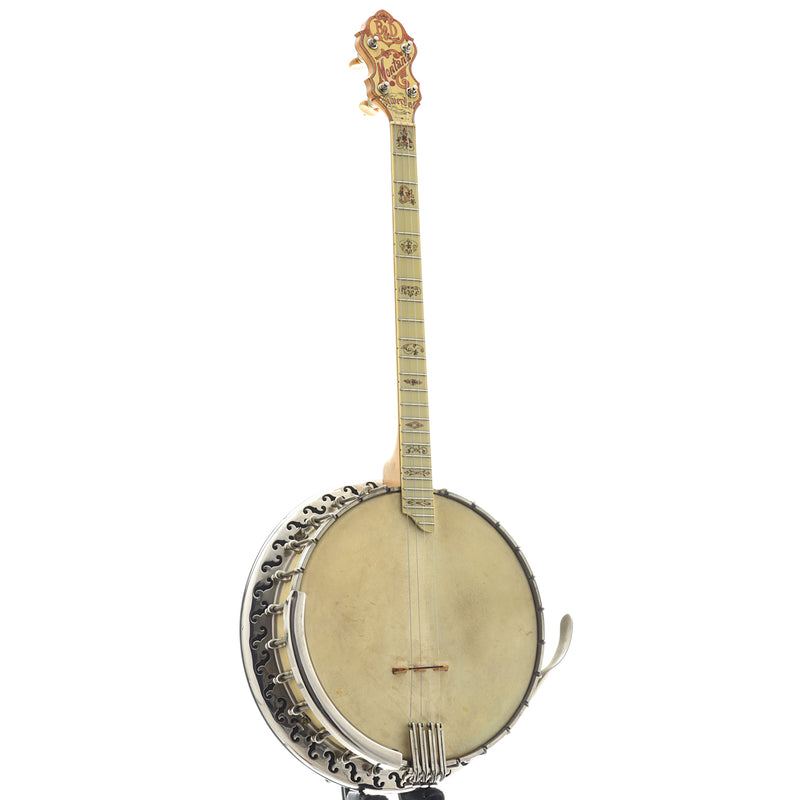 Bacon & Day Montana Special Silver Bell No. 1 Tenor Banjo (1928)