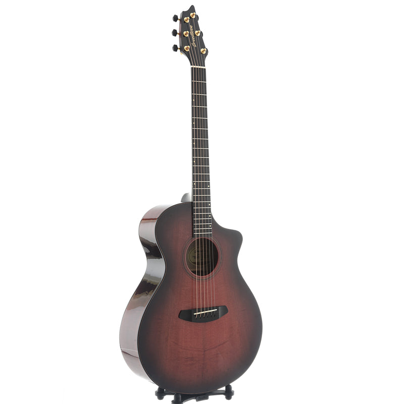 Breedlove Oregon Concert Sunset Burst CE Myrtlewood-Myrtlewood Acoustic-Electric Guitar