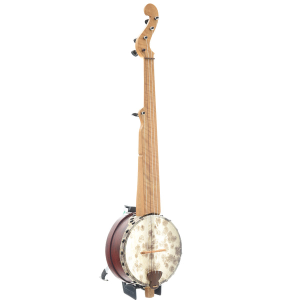 Menzies Short Scale Fretless Tackhead Banjo, #399